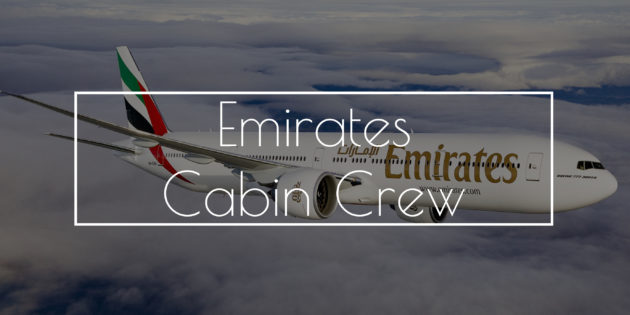 Emirates Cabin Crew Recruitment - February 2017