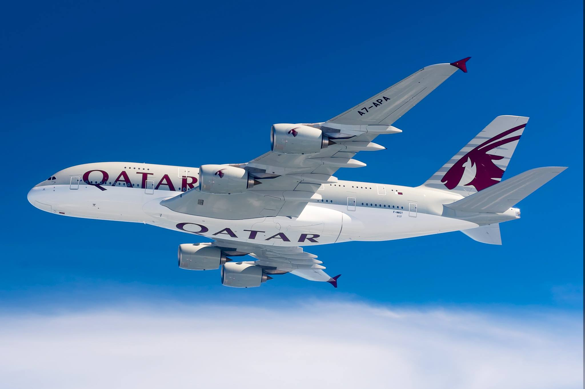 Qatar Airways Open Days September 2019 - Cabin Crew (full